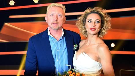 Boris Beckerin ja Lilly-vaimon avioerosta uutisoitiin kesäkuussa.