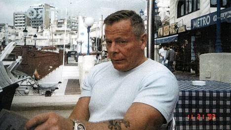 Raimo Juhani Andersson löydettiin kuolleena vantaalaisesta asunnosta viime lauantaina.