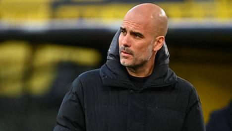Manchester Cityn espanjalaisluotsi Pep Guardiola asettui vahvasti vastustamaan uuden Superliigan suunnitelmia.