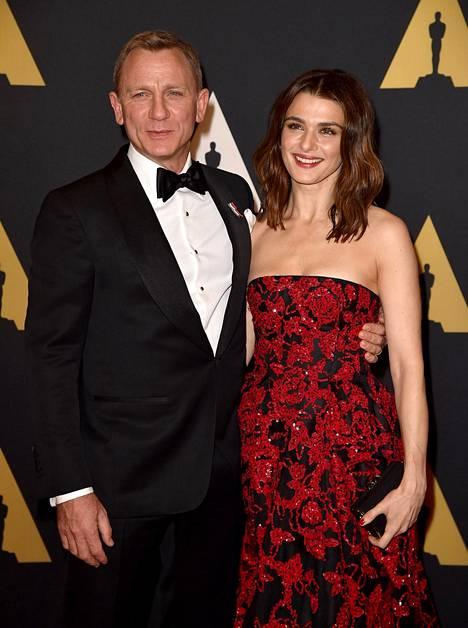 Daniel Craig ja Rachel Weisz avioituivat 2011.