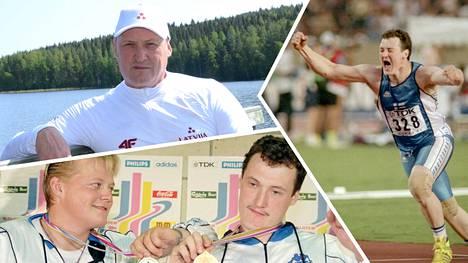 Kimmo Kinnunen heitti lähes tasan 30 vuotta sitten MM-kultaa Tokiossa. Nyt hän palaa sinne valmentajana.