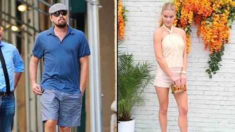 Leonardo DiCaprio ja Nina Agdal eivät kommentoineet suhdettaan julkisesti.