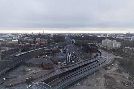 Pasilalaisille rakas Helsingin keskuspuisto ja siellä kuultava mustarastaan laulu kuuluvat myös Original Sokos Hotel Triplan käytävillä.