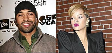 Matt Kemp on Rihannan uusi mies.