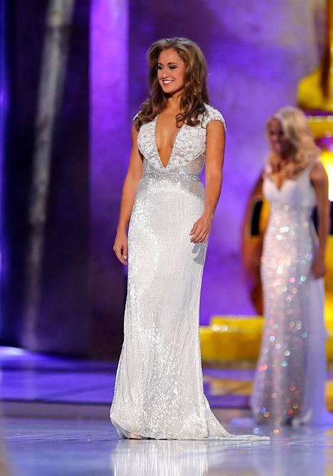 Ramsey valittiin Miss Kentuckyksi vuonna 2014.