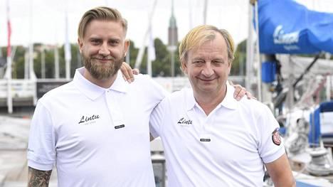 Joel ja Hjallis Harkimo pitävät tiedotustilaisuuden Turussa tulevana maanantaina.