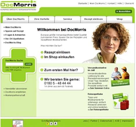 Lääkkeiden verkkokaupan veteraani DocMorris sai kylmän suihkun Euroopan yhteisöjen tuomioistuimelta.
