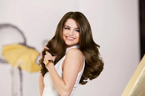Poplaulaja ja näyttelijä Selena Gomez on Instagramissa maailman seuratuin julkkis.