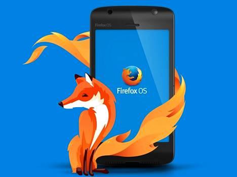 Mozilla tunnetaan Firefox-selaimestaan, mutta nykyään myös Firefox OS -käyttöjärjestelmästä.