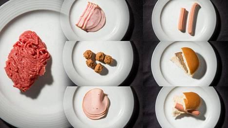Tämän verran voit syödä päivässä näitä lihatuotteita turvallisin mielin