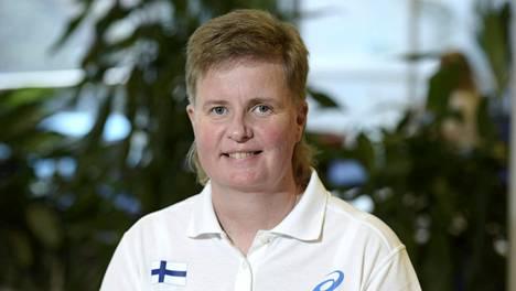 Marjaana Heikinen avasi Suomen mitalitilin.