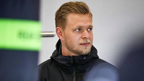 Kevin Magnussen on ajanut Haas-tallissa kaudesta 2017 lähtien.