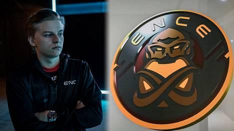 """Aleksi """"Aleksib"""" Virolainen pelasi ENCEn CS-joukkueessa reilut 16 kuukautta. Elokuussa hän sai tietää potkuistaan."""
