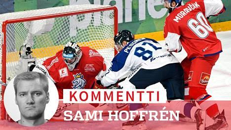 Suomi hävisi Tshekille 2–3. Ratkaisu nähtiin vasta voittomaalikilpailussa.