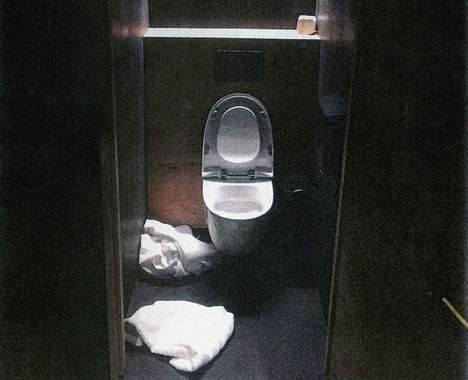 Saunaravintola Löylyn wc-tiloista löytyi alaston mies.