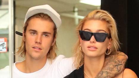 Justin Bieber ja Hailey Baldwin menivät naimisiin marraskuussa 2018.