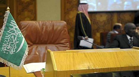 Saudi-Arabia ilmoitti lauantaina, että kaikki mielenosoitukset ja marssit ovat maassa kiellettyjä.
