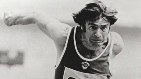 70 vuotta täyttävä Viktor Sanejev tunnettiin lempinimellä Suhumin heinäsirkka.