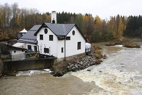 Vantaankoskella sijaitseva Viilatehdas on nykyisin suosittu juhlapaikka.