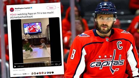 Washington Capitalsin kapteeni Aleksandr Ovetshkin on voittanut NHL:n maalikuninkuuden kahdeksan kertaa 12 viime kauden aikana.
