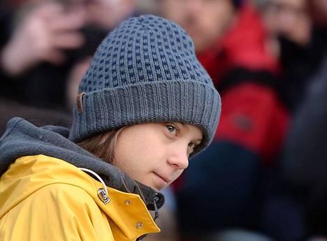 Kansainvälisen ilmastolakkoliikkeen perustaja Greta Thunberg valittiin maailman inspiroivimmaksi ihmiseksi.