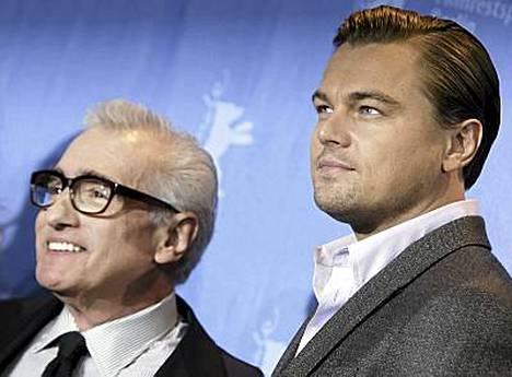 Martin Scorsesen ja Leonardo DiCaprion yhteistyö tuottaa rahaa.