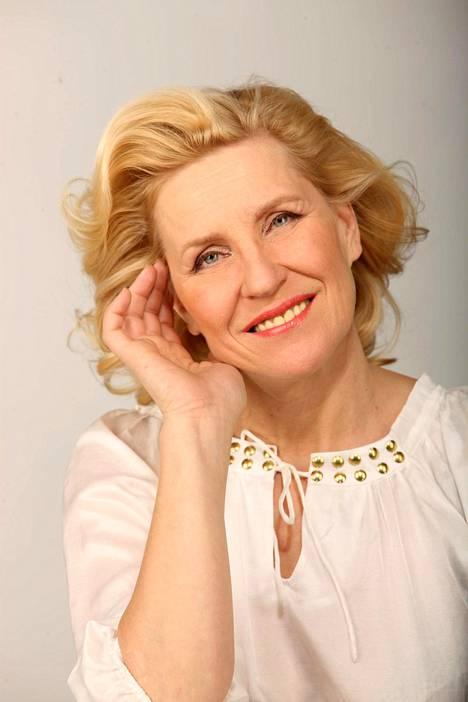 Eija Vilpas viettää tänä vuonna 30-vuotista taivaltaan näyttelijänä.
