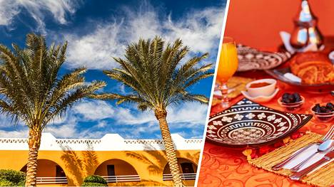 Kaisa joutui turistihuijauksen kohteeksi Marokossa. Hyväntahtoiselta vaikuttava mies osoittautui huijariksi.