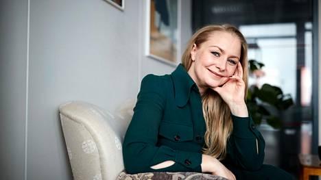 Elokuvaohjaaja Zaida Bergroth on yrittänyt pitää Tove-elokuvan jälkeen hengähdystaukoa.