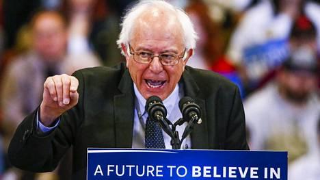 Senaattori Bernie Sanders lähtee mukaan Yhdysvaltain demokraattien presidenttikisaan.