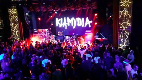 Klamydia esiintyi tällä viikolla sekä Baltic Princessilla että M / S Victoria I:lla.