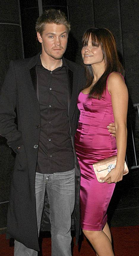 Chad Michael Murray ja Sophia Bush
