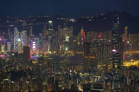 Sars-viruksen tiedetään tarttuneen ilmateitse hongkongilaisessa kerrostalossa.