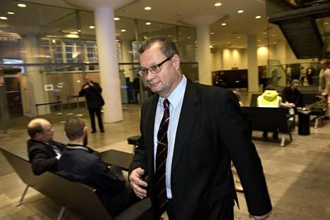 Syyttäjä Juha-Mikko Hämäläinen katsoo, että toimittaja Jessikka Aroon ja Puolustusvoimien tutkijaan on kohdistunut vihamielistä informaatiovaikuttamista.