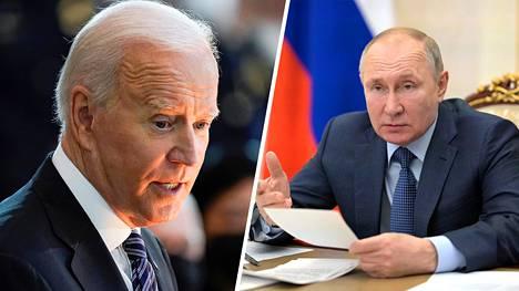 Venäjällä käynnistyi kova arvuuttelu siitä, missä Joe Biden ja Vladimir Putin aikovat tavata toisensa.