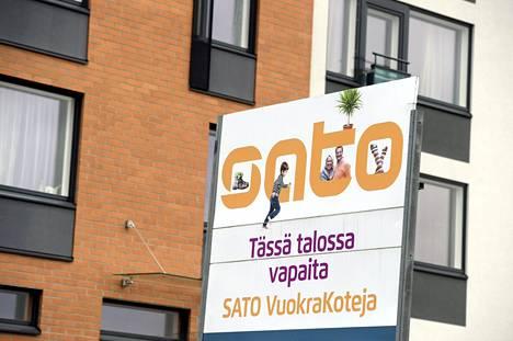 VVO-konsernissa ja Satossa on yhteensä 60000 asuntoa.