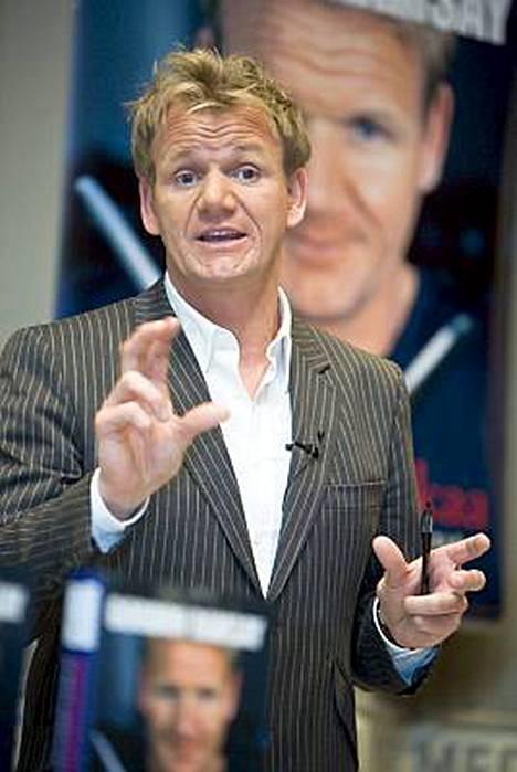 Gordon Ramsay haukkui suomalaisia perinneruokia runsas vuosi sitten Suomen-vierailullaan.