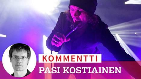 Musiikkitoimittaja Pasi Kostiaisen mukaan Ville Valon karisma kantaa yhä vuosien jälkeenkin.