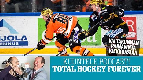 Podcast: Miksi Kärpät ei vieläkään pelaa tasollaan on finaalien turhin kysymys – tämän takia HPK voittaa Suomen mestaruuden