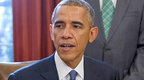 Barack Obama haluaa lieventää maahanmuuttolakeja.
