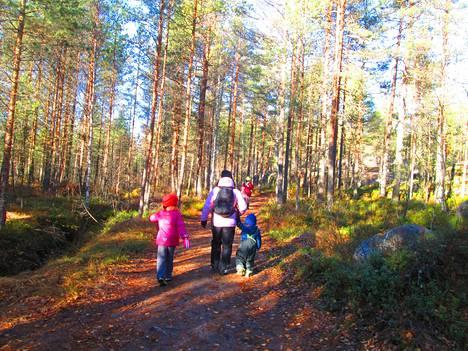 Mercyn mielestä parasta vanhemmuudessa Suomessa on se, että vanhemmilla on mahdollisuus viettää paljon aikaa lastensa kanssa.