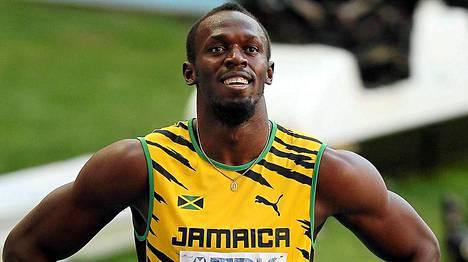 Pärjäisikö Usain Bolt ralliauton ratissa?