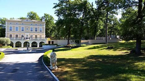 Villaron on rakennettu 1800-luvulla.