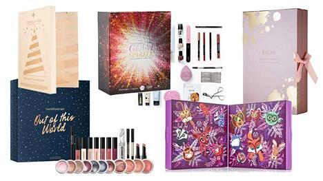 Loppuvuoden hittituotteet tulevat taas! 27 kosmetiikan joulukalenteria eri budjeteille