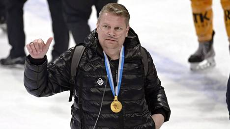 Pekka Virran neljä kautta Raumalla huipentuivat Suomen mestaruuteen.