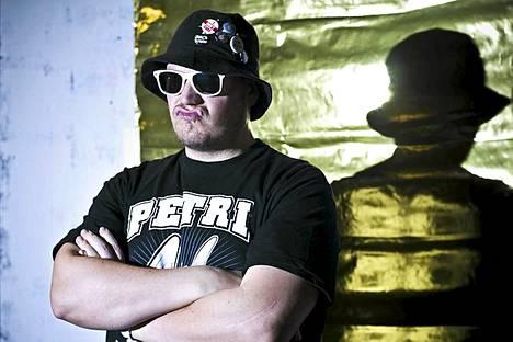 Petri Nygård on yksi Tampereen Blockfestivaalin vetonauloista.