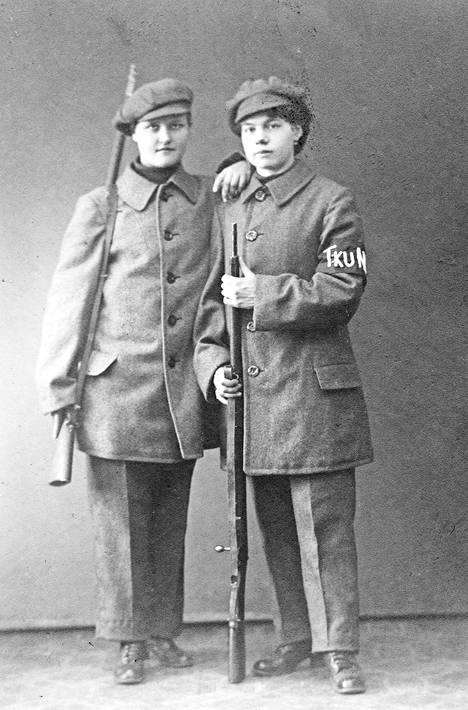 Helena Aalto ja Elli Vuokko teloitettiin Lahdessa.