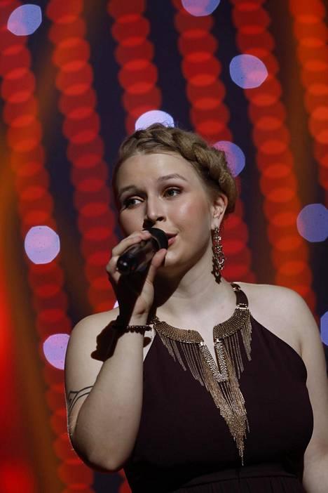 Finaalin kuopus on 18-vuotias Silla Pöyry. Hän on kotoisin Lappeenrannasta.