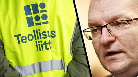 Teollisuusliiton puheenjohtaja Riku Aalto sanoo, että osapuolet ovat kaukana toisistaan varsinkin kemianteollisuudessa ja metsäteollisuudessa.