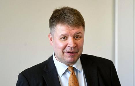 Sami Borg aloitti vaaliasiantuntijana EU-vaaleissa 1999.